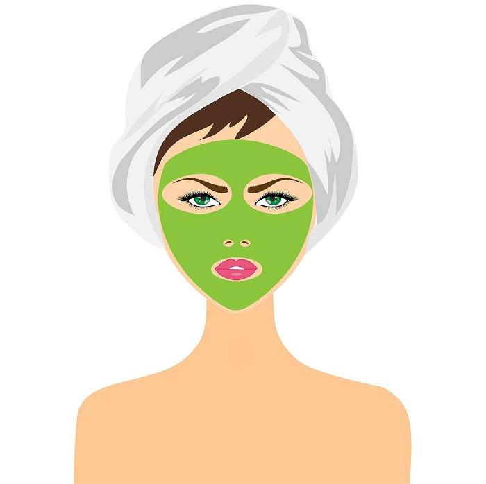 Efektívna maska na čistú a krásnu tvár