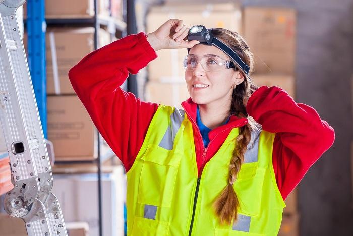 Pracovna vesta pre ženy
