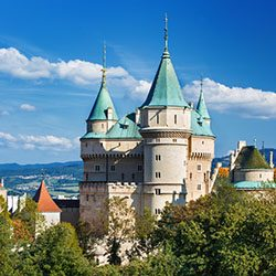 História Slovenska má bohatú základňu